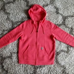 Carhartt Women's Zip Up Hoodie Size Medium